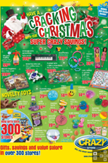 Find Specials || The Crazy Store Christmas Catalogue
