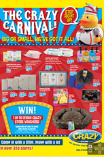 Find Specials || The Crazy Store Carnival Specials