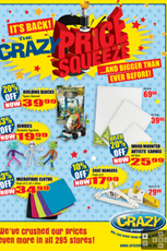 Find Specials || Crazy Store Specials Catalogue