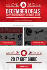 Find Specials || Sportmsans Warehouse December Deals