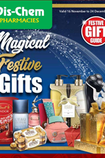 Find Specials || Dis-Chem Christmas Gift Guide