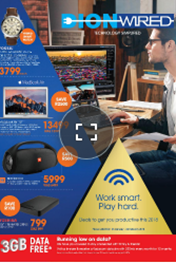 Find Specials || DionWired Specials and Promotions