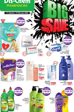 Find Specials || Dis-Chem Big Save specials