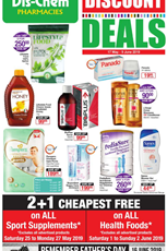 Find Specials || Dis-Chem Discount Deals Specials