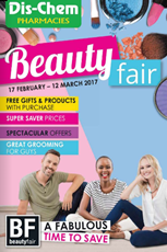 Find Specials || Dischem be Fabulous Specials
