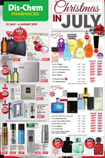 Find Specials || Dis-Chem Christmas in July Specials