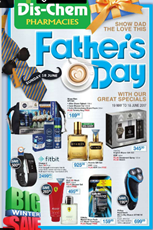 Find Specials || Dischem Fathers Day Deals