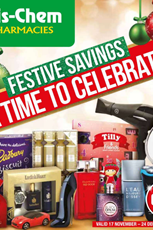Find Specials || Dischem Christmas Catalogue
