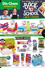 Find Specials || Dischem Back to School