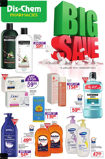 Find Specials || Dischem Big Save Deals
