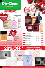 Find Specials || Dis Chem Valentine's Day Specials 2019