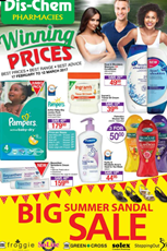 Find Specials || Dischem Winning Prices Specials
