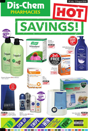 Find Specials || Dischem Hot Savings