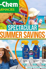 Find Specials || Dischem Summer Specials