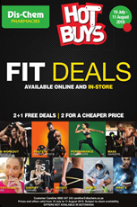 Find Specials || Dis-Chem Fit Deals