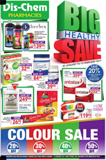 Find Specials || Dischem Big Healthy Save