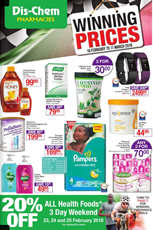 Find Specials || Dischem Specials Catalogue