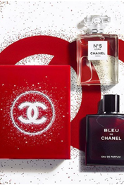 Edgars Christmas by Chanel