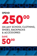 Find Specials || Edgars Back to School Deals