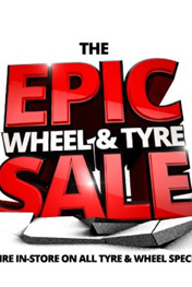 Find Specials || Tiger Wheel and Tyre Epic Tyre Sale