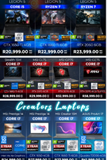 Find Specials || Evetech Laptop Specials
