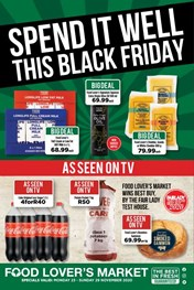 Food Lovers Market Inland - Black Friday