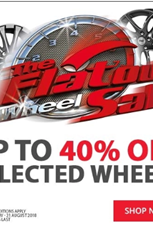 Find Specials || Tiger Wheel and Tyre Flatout Sale
