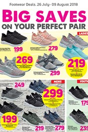 Find Specials || Game Shoe Deals