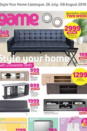 Find Specials || Game Home Catalogue