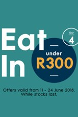 Find Specials || Woolworths Eat in for 4