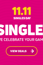 Find Specials || Game Singles Day Specials