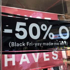 Black Friday South Africa 2018