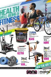 Game Health and Fitness specials