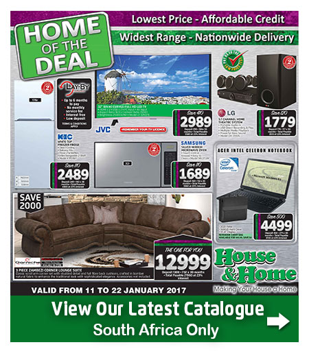 House And Home Specials 11 Jan 2017 22 Jan 2017 Find Specials