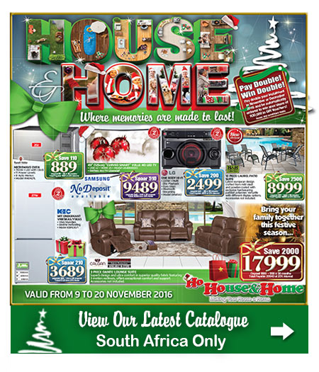 House And Home Christmas Specials 09 Nov 2016 20 Nov 2016 Find Specials