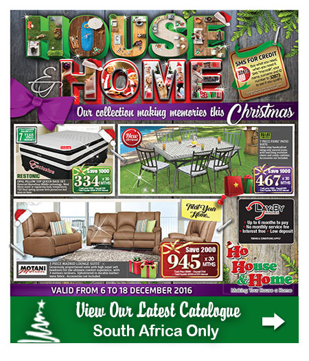 House And Home Christmas Specials 06 Dec 2016 18 Dec 2016 Find Specials