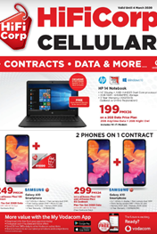 Find Specials || Hi Fi Corp Cellular Deals