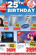 Find Specials || HiFi Corp Birthday Sale