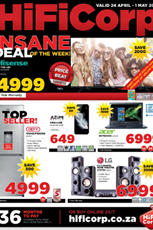 Find Specials || HiFi Corp Insane Deals