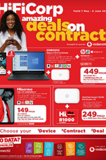 Find Specials || HiFi Corp Vodacom Deals