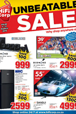 Find Specials || HiFi Corp Weekly Specials