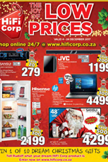 Find Specials || HiFi Corp Christmas Specials