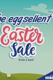 Find Specials || Hirsch's Easter Sale