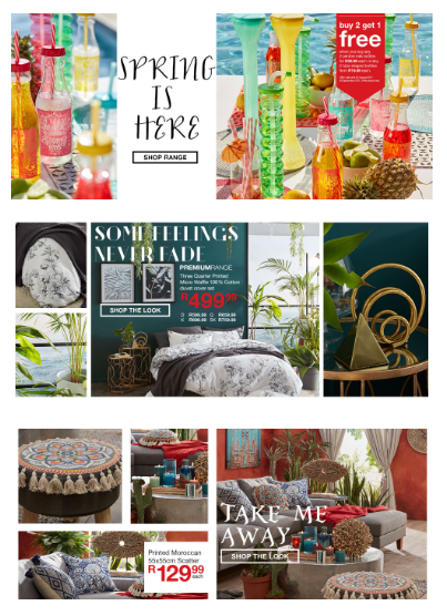Mr Price Home Specials Catalogue 28 Aug 2017 18 Sep 2017 Find Specials