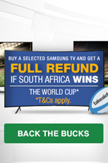 Find Specials || Takealot Back the Boks Deal