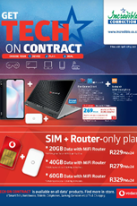 Find Specials || Incredible Connection Vodacom Deals