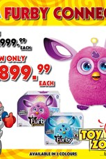 Find Specials || Furby Connect at Toyzone