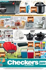 Find Specials || Checkers Appliance Specials - KZN