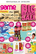 Find Specials || Game Big Brands Food Sale