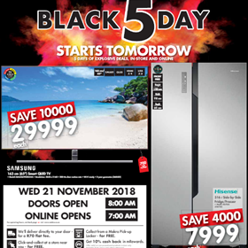 Makro & Game Pre Black Friday Deals